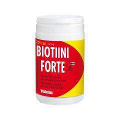 Biotiini Forte vet 250 tabl