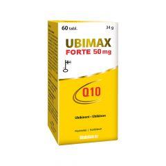 UBIMAX FORTE 50 MG TABL X60 FOL