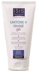 ISIS UNITONE 4 WHITE PLUS GEL EXFOLIATING LIGHTENING GEL X150 ML